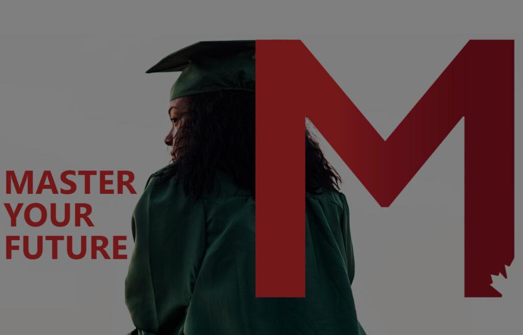 M College Social Media Design